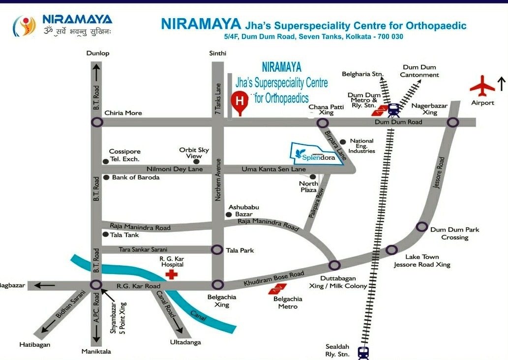 Niramaya Contact us