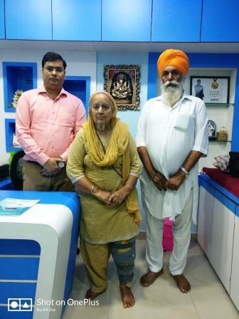 Mrs Gurmeet Kaur